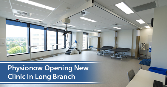 Physionow Opening New Clinic In Long Branch